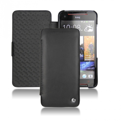 HTC Butterfly S  leather case