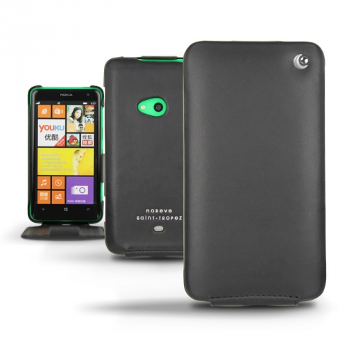 Nokia Lumia 625  leather case