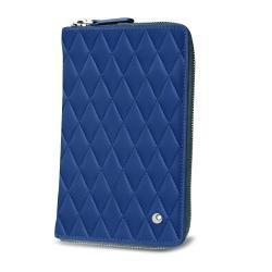 Wallet case for a smartphone - Noir ( Nappa - Black )