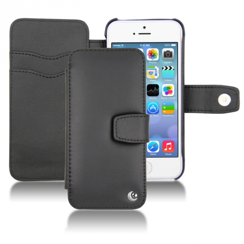 Apple iPhone 5C leather case