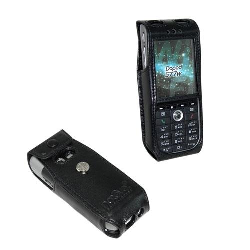 Qtek 8310 - i-Mate SP5 - Dopod 577w  leather case
