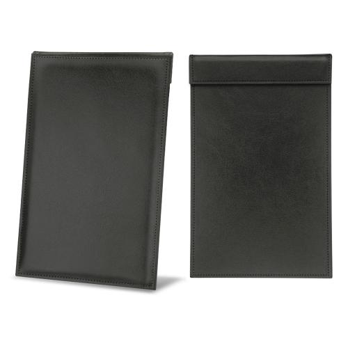 マグネット式フラップ付き札入れ - 12 x 19 cm