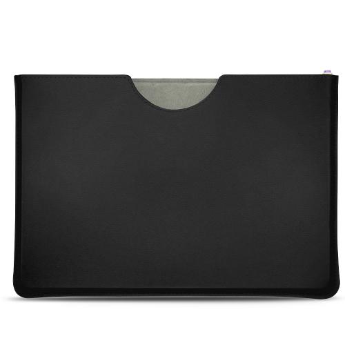 Microsoft Surface Pro 6 leather pouch - Noir PU