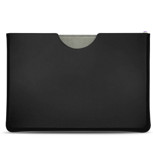 Pochette cuir Microsoft Surface Pro 6 - Noir PU