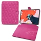 """Apple iPad Pro 11"""" (2018) leather case - Rose BB - Couture"""