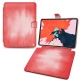 "Apple iPad Pro 11"" (2018) leather case - Rose Patine"