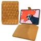 "Housse cuir Apple iPad Pro 12.9"" (2018) - Or Maïa - Couture"