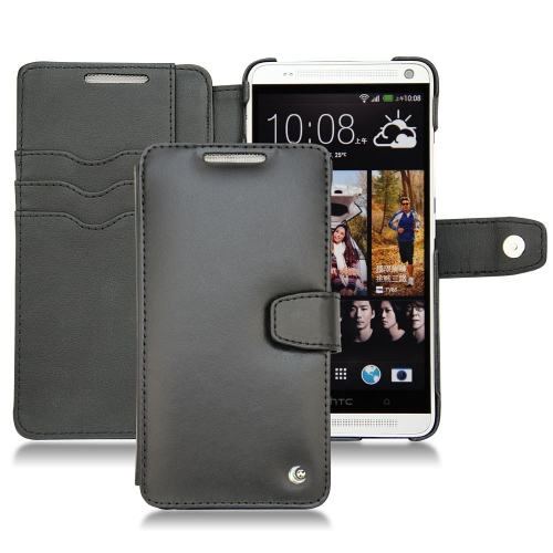 HTC One Max leather case