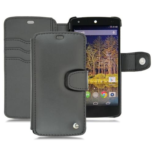 LG Nexus 5 leather case