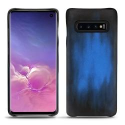Funda de piel Samsung Galaxy S10