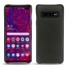 Samsung Galaxy S10+ leather cover