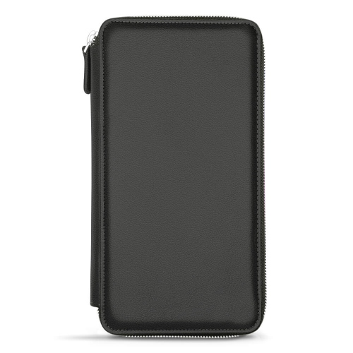 Travel Organiser - Anti-RFID / NFC - Noir PU