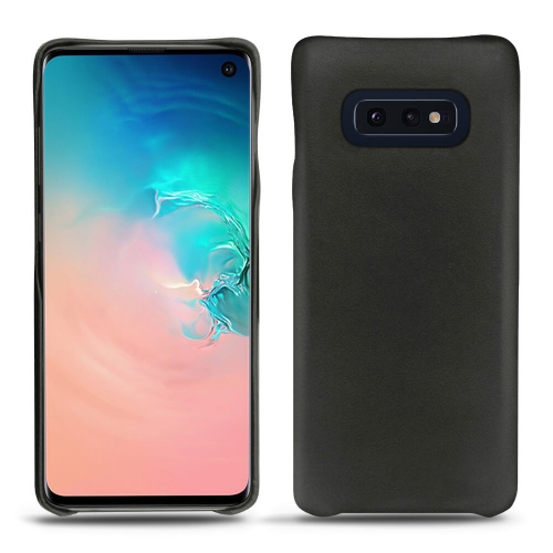 Custodia in pelle Samsung Galaxy S10E