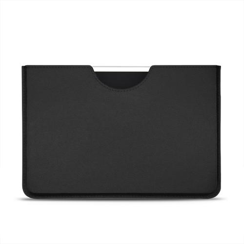"Apple iPad Pro 10,5"" leather pouch - Noir PU"