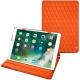 硬质真皮保护套 Apple iPad Air (2019) - Orange fluo - Couture