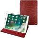 Apple iPad Air (2019) leather case - Autruche ciliegia