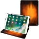 Apple iPad Air (2019) leather case - Fauve Patine