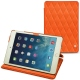 가죽 커버 Apple iPad mini 5 - Orange fluo - Couture