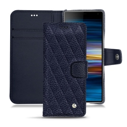 Housse cuir Sony Xperia 10