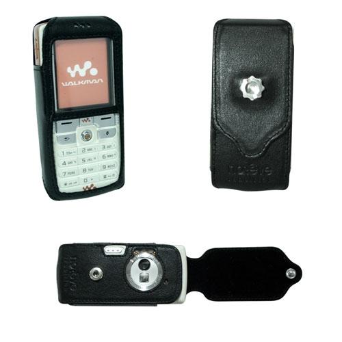 Leather case Sony Ericsson W800i