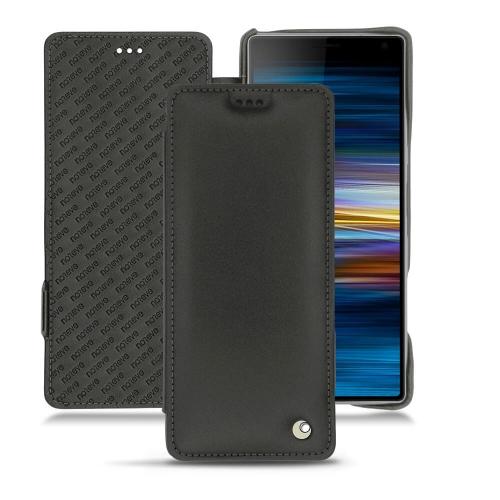 가죽 커버 Sony Xperia 10 Plus
