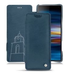 Housse cuir Sony Xperia 10 Plus