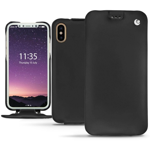 coque cuir veritable iphone xs