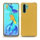 Huawei P30 Pro leather cover - Mimosa ( Pantone 141C )