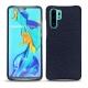 Capa em pele Huawei P30 Pro - Cobalt ( Pantone 2766C )