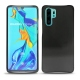 Huawei P30 Pro leather cover - Onyx ( Black )
