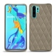 Huawei P30 Pro leather cover - Darboun sabla - Couture