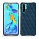 Huawei P30 Pro leather cover - Blu mediterran - Couture