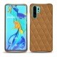 Huawei P30 Pro leather cover - Castan esparciate - Couture