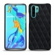 Huawei P30 Pro leather cover - Dark vintage - Couture