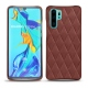 Coque cuir Huawei P30 Pro - Passion vintage - Couture