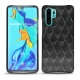 Huawei P30 Pro leather cover - Onyx - Couture
