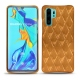 Coque cuir Huawei P30 Pro - Or Maïa - Couture