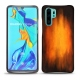 Huawei P30 Pro leather cover - Fauve Patine