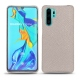 Huawei P30 Pro leather cover - Taupe innocent