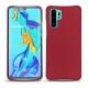 Funda de piel Huawei P30 Pro - Rouge passion