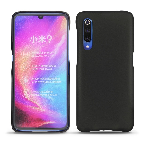 Xiaomi Mi 9 leather cover
