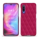 Custodia in pelle Xiaomi Mi 9 - Rose fluo