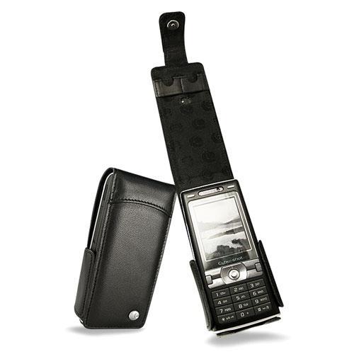 Etui cuir Sony Ericsson K800i - K790
