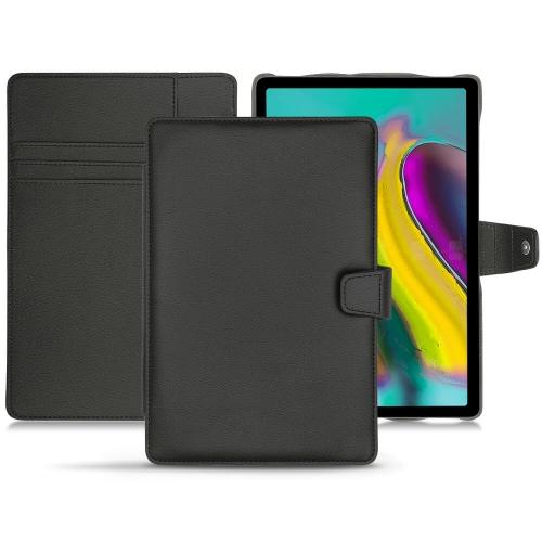 Lederschutzhülle Samsung Galaxy Tab S5e - Noir PU