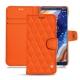 Lederschutzhülle Nokia 9 PureView - Orange fluo - Couture