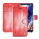 Nokia 9 PureView leather case - Rose Patine