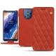 Capa em pele Nokia 9 PureView - Arange clouquié - Couture