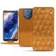 가죽 커버 Nokia 9 PureView - Or Maïa - Couture