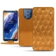 Nokia 9 PureView leather case - Or Maïa - Couture