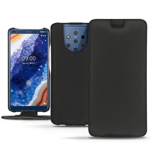Nokia 9 PureView leather case - Noir PU